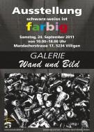 Ausstellung am 24.September 2010